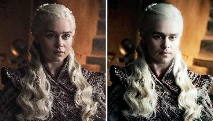 Daenerys uomo e donna