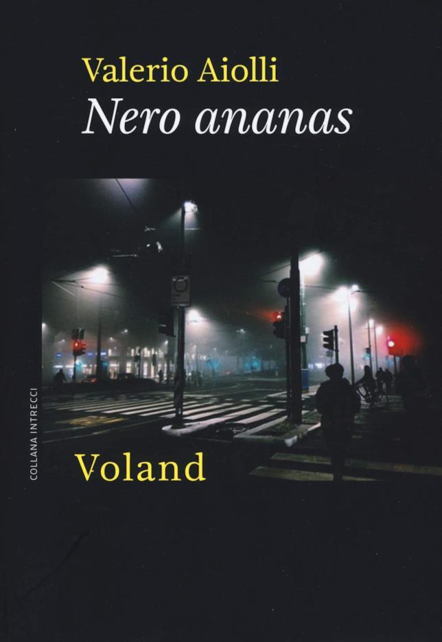 La copertina di Nero Ananas