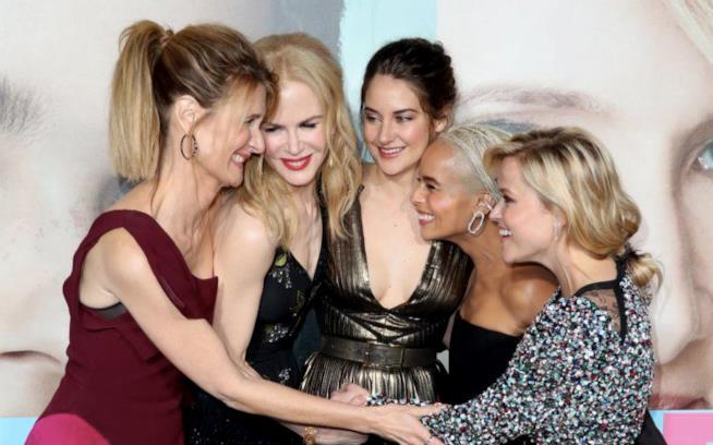 Le attrici protagoniste di Big Little Lies