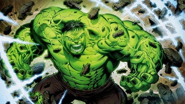 La rabbia di Hulk
