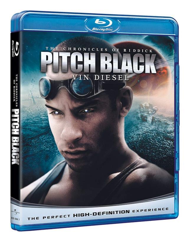 Pitch Black, l'edizione Blu-Ray