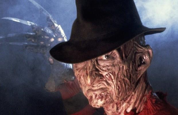 Robert Englund è Freddy Krueger, in un'immagine del primo Nightmare di Wes Craven