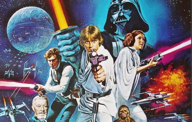 I nuovi e vecchi segreti del primo storico episodio di Star Wars IV