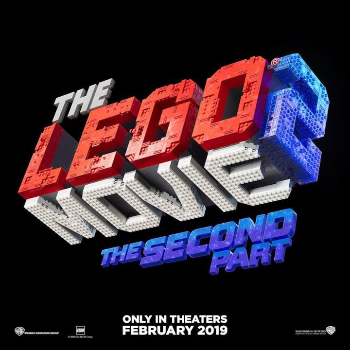 The Lego Movie 2 The Secon Part
