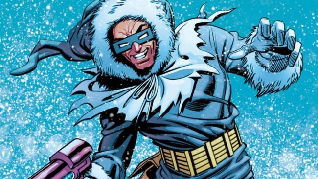 Captain Cold nei fumetti DC Comics