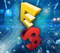 Il celebre logo dell'E3