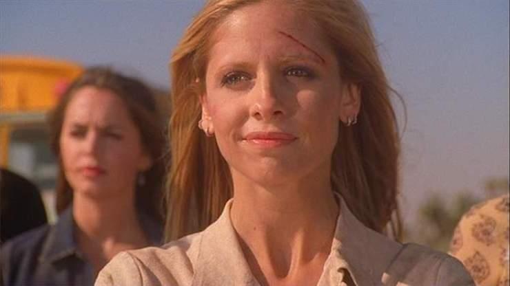 Il finale di serie di Buffy