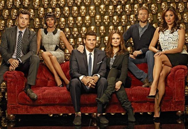 Il cast di Bones