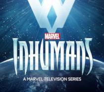 Un dettaglio del teaser poster di Inhumans