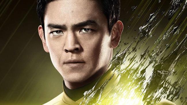 Star Trek Beyond, Hikaru Sulu