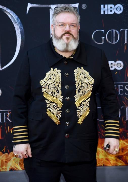 Kristian Nairn, interprete di Hodor