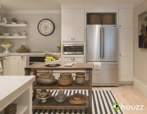 La nuova cucina di casa Kunis