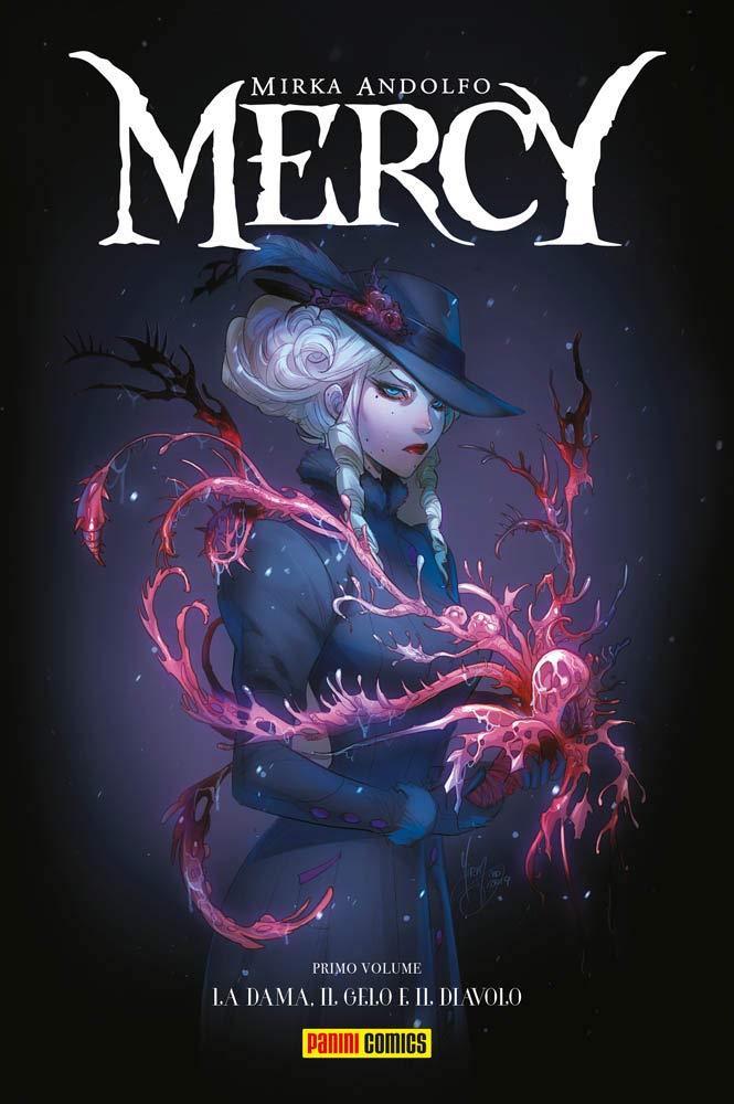 La copertina di Mercy 1