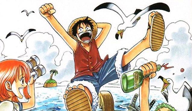One Piece Rufy