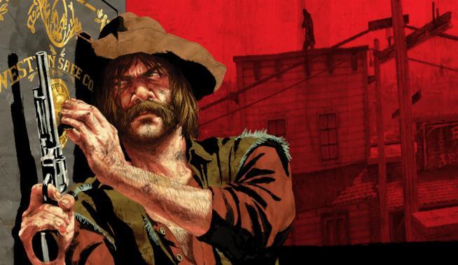 Stronghold pronto all'azione in un poster ufficiale di Red Dead Redemption