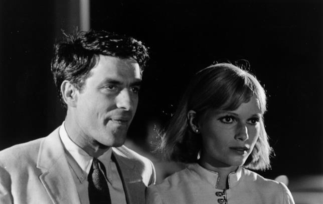 Guy e Rosemary Woodhouse sono interpretati da John Cassavetes e Mia Farrow