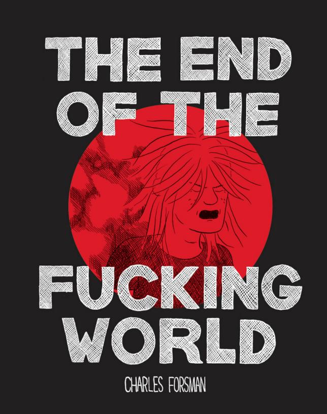 Copertina del volume the end of the Fucking World
