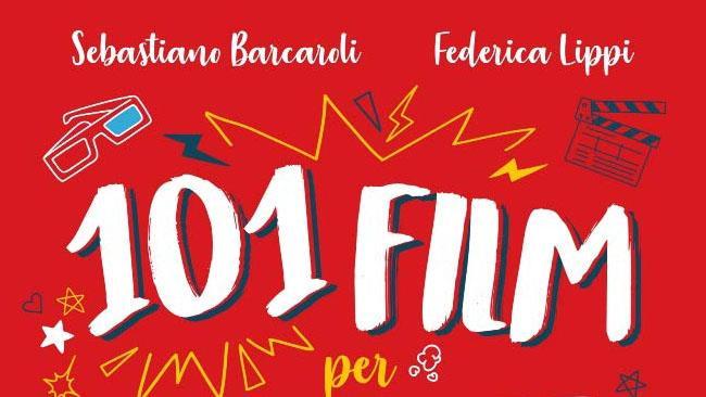 La copertina con i nomi degli autori di 101 film