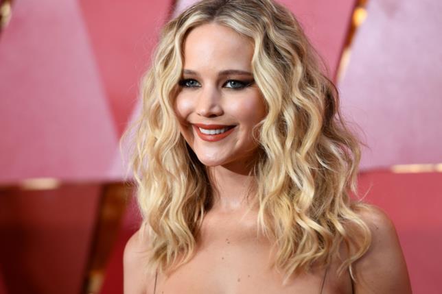 Jennifer Lawrence agli Academy Awards