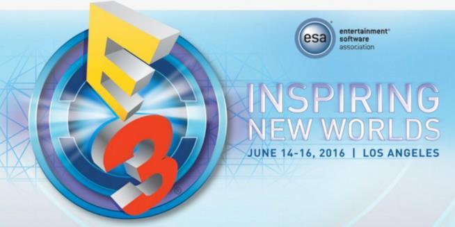 E3 2016, tutti i giochi e le date delle conferenze