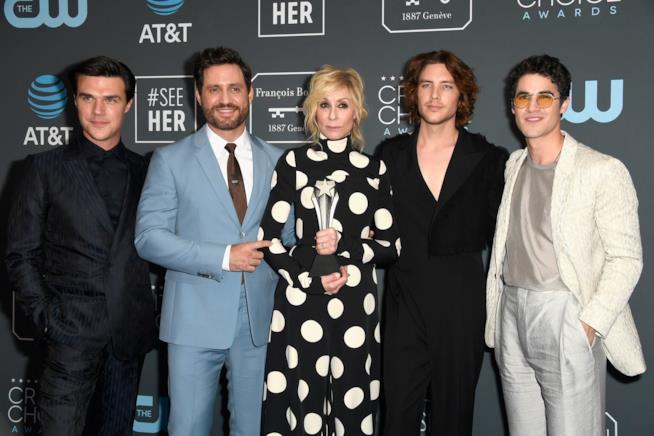 L'assassinio di Gianni Versace premiato ai Critics Choice Awards
