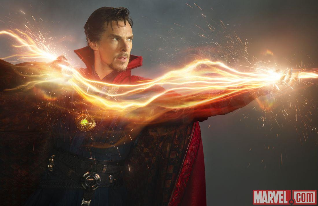 Prima immagine ufficiale di Doctor Strange