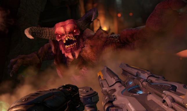 Doom in uscita il 13 maggio per PS4, Xbox One e PC
