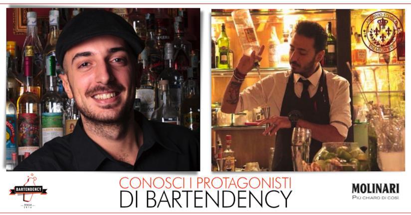 Marcello e Alberto, protagonisti di Bartendency