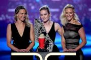 Brie Larson agli MTV Movie Awards 2019