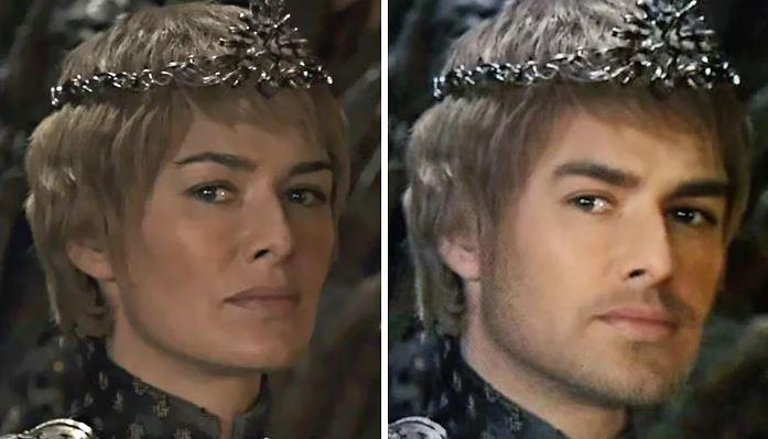 Cersei in versione maschile