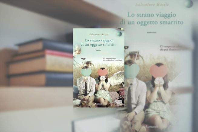 Immagine promozionale del libro Lo strano viaggio di un oggetto smarrito
