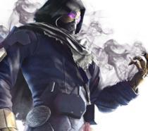 Uno dei lottatori di Tekken Mobile