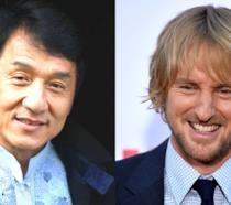 Jackie Chan e Owen Wilson