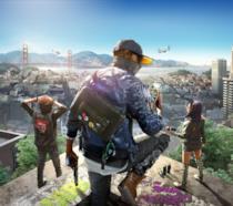 Il protagonista di Watch Dogs 2 nella keyart ufficiale del gioco