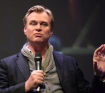 Christopher Nolan a un evento pubblico