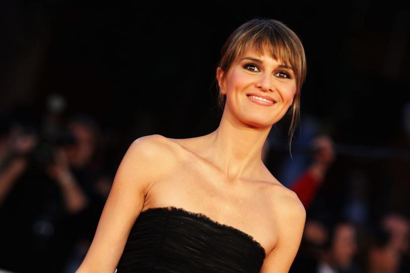 L'attrice comica Paola Cortellesi