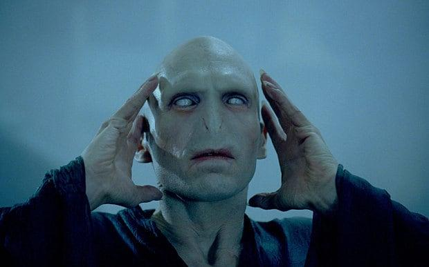 Lord Voldemort in Harry Potter