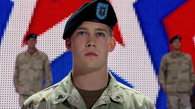 Gli onori al giovane soldato in Billy Lynn - Un giorno da eroe