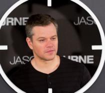 Matt Damon alla premiere di Jason Bourne