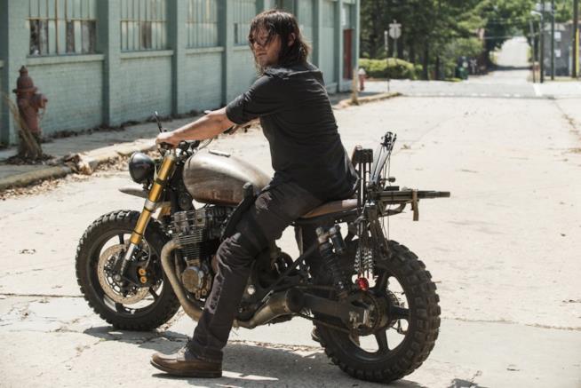 TWD 8: Daryl Dixon