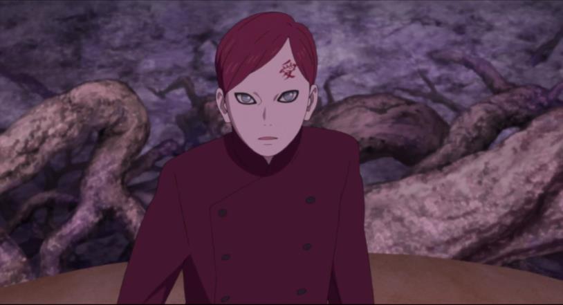 Gaara è, come Naruto, una Forza Portante