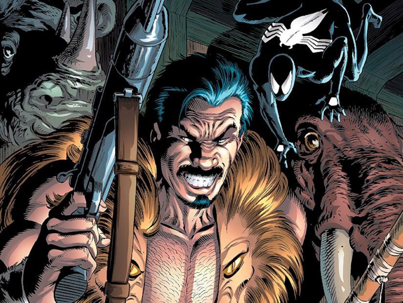 Dettaglio della cover di Spider-Man: Kraven's Last Hunt - Deluxe Edition