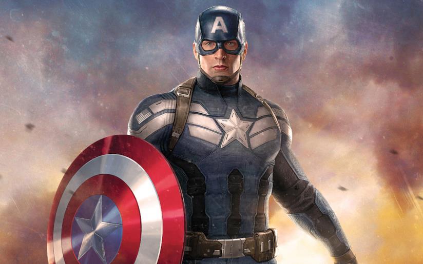 L'eroe Captain America