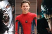 Morbius, Spider-Man e Venom
