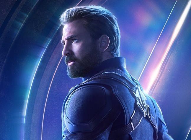 Character poster di Avengers: Infinity War dedicato a Capitan America