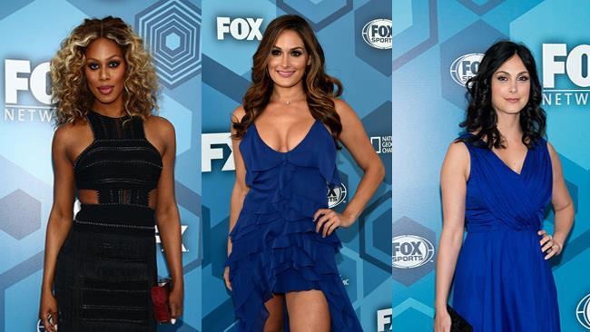 Le celebrità del Fox Upfront 2016