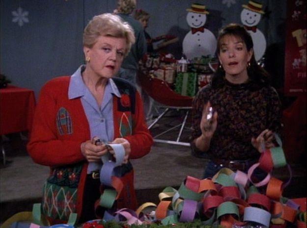 Il Natale di Jessica Fletcher
