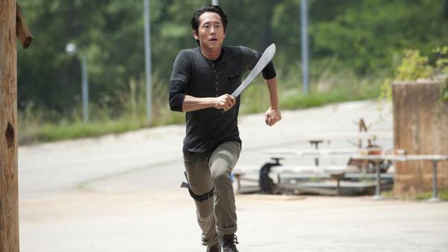 The Walking Dead 6, Glenn Rhee