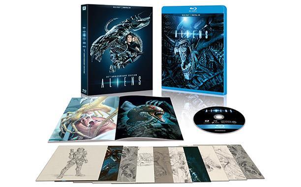 Aliens, il cofanetto in Limited Edition 2016