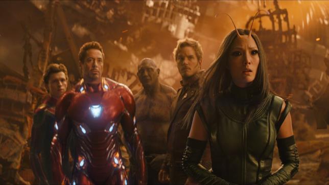 Una sequenza di Avengers: Infinity War